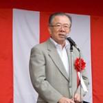 愛知県知事 神田真秋様から激励の言葉