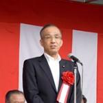 公明党愛知県本部代表 参議院議員 荒木清寛様から応援の言葉